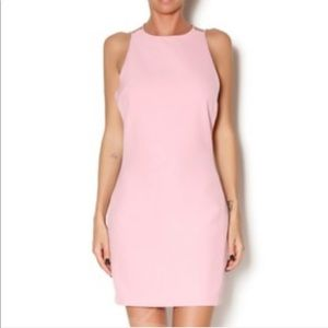 Endless Rose Pink backless strap tie Dress S